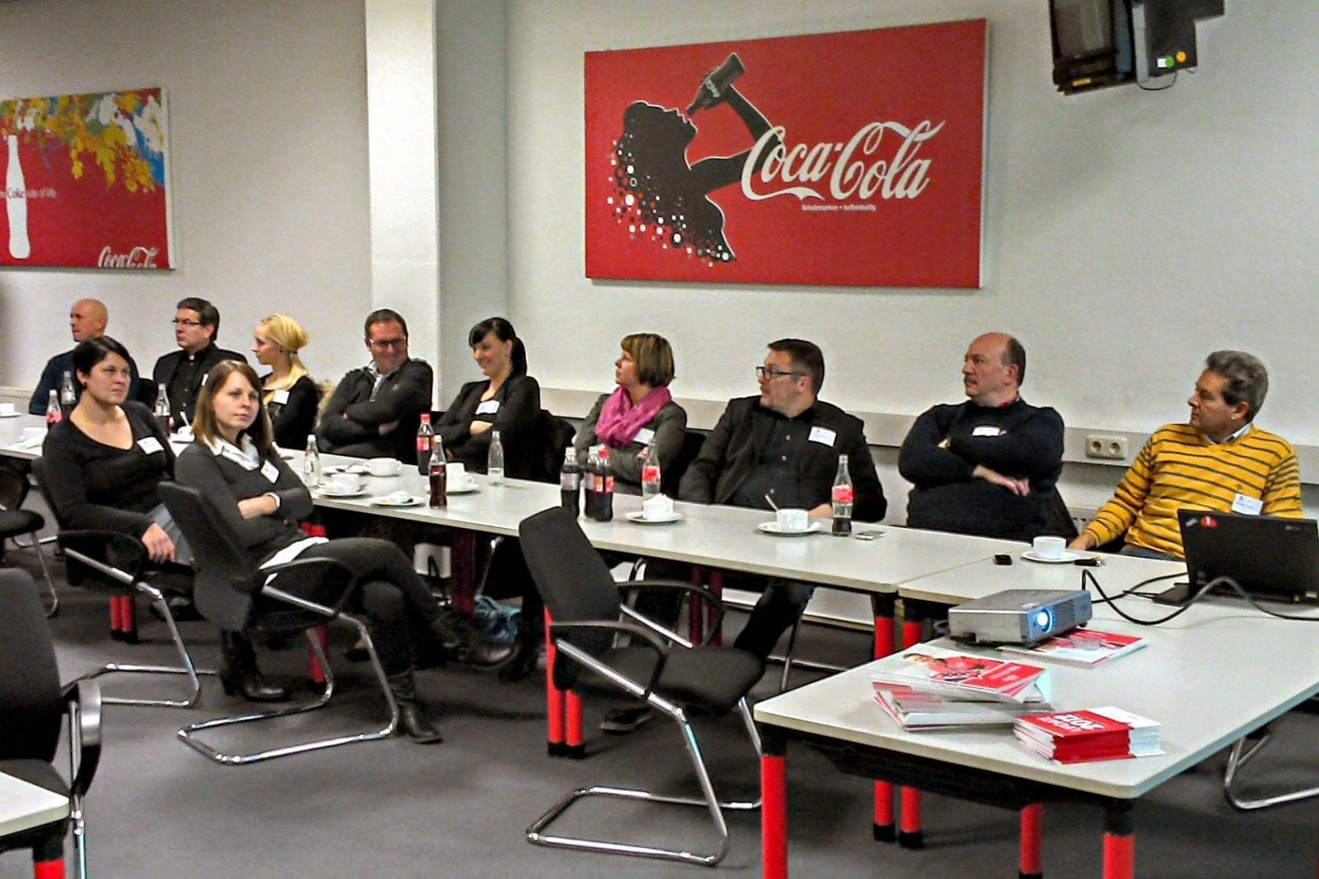 16.12.2013 / Coca-Cola Erfrischungsgetränke AG – Marketing Club Rostock