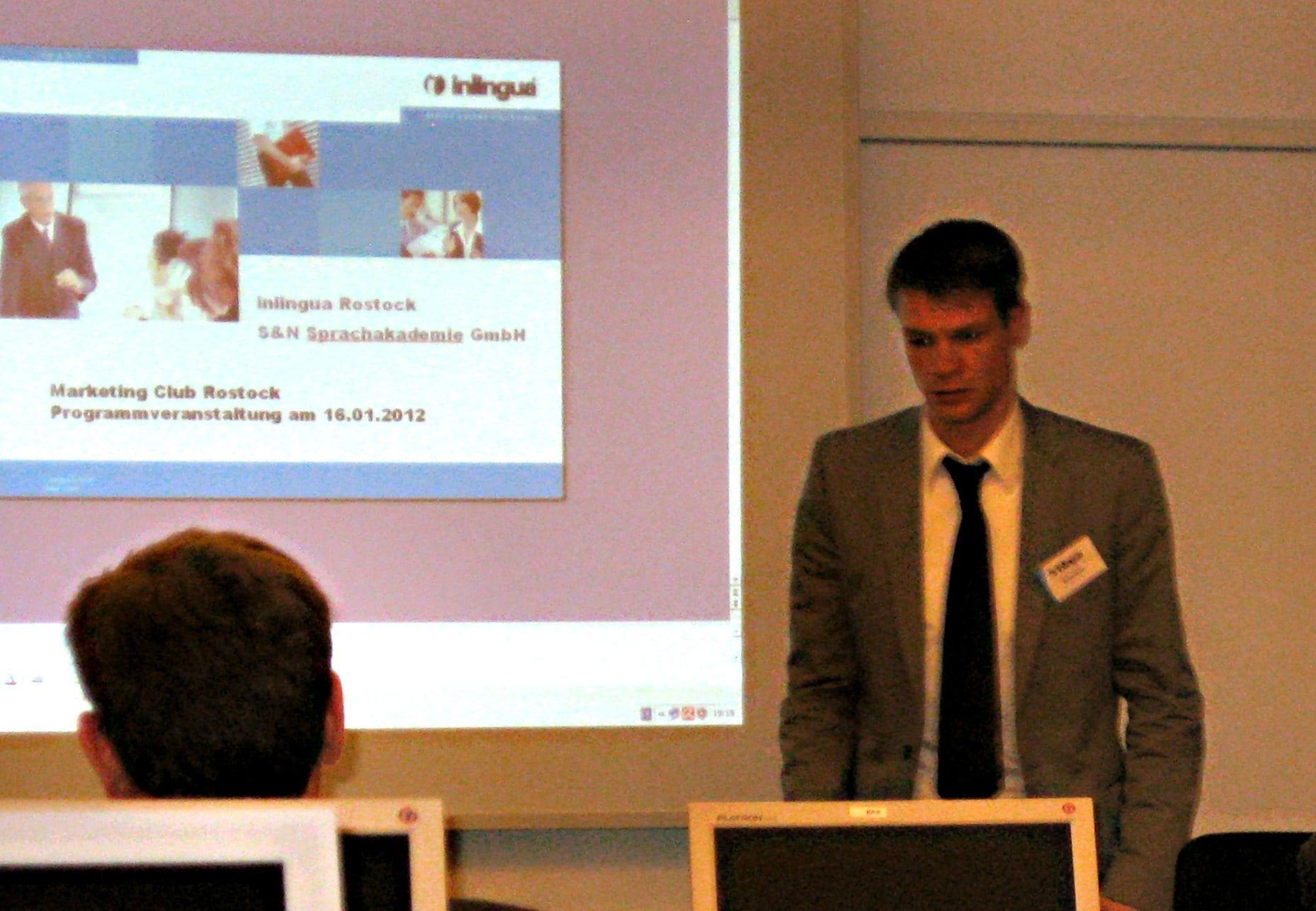 16.01.2012 / inlingua Rostock