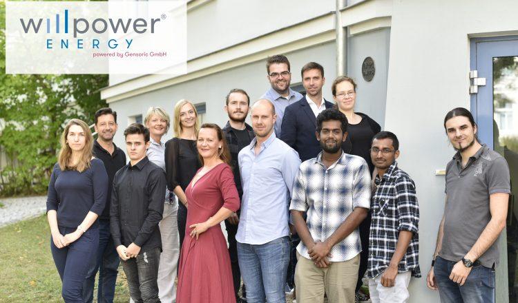 Gensoric GmbH | Projekt: willpower energy® System
