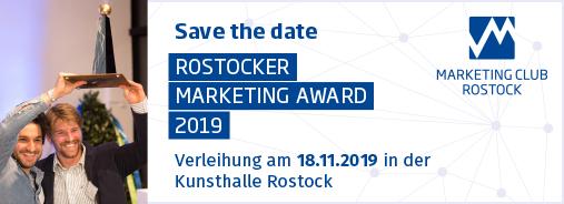Unterstützen Sie den Rostock Marketing Award 2019